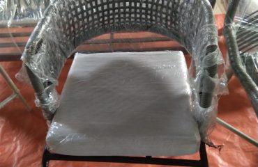 ghế đan dây dù