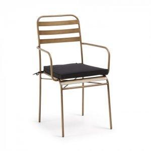 ghế sắt ngoài trời