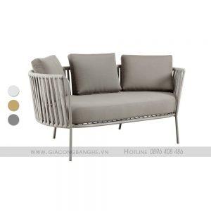 ghế sofa sân vườn
