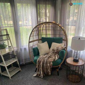 ghế trứng phòng ngủ