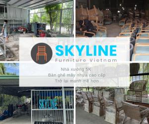 Xưởng Skyline Furniture